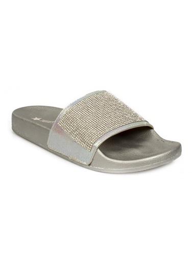 Twigy Terlik Gümüş